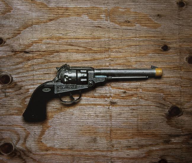 Colt (20x24 cibachrome)