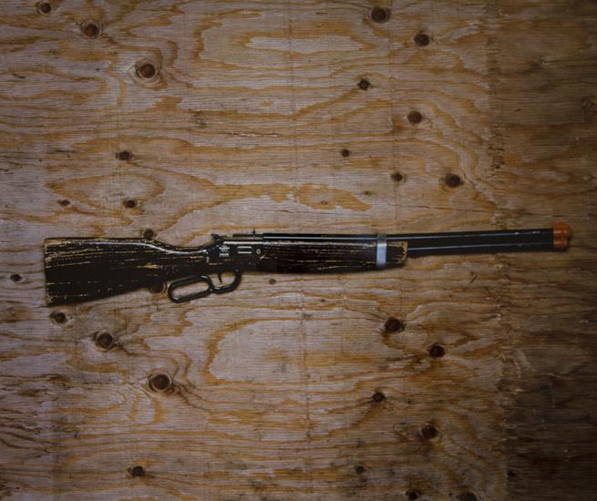 Silver Trigger (20x24 cibachrome)