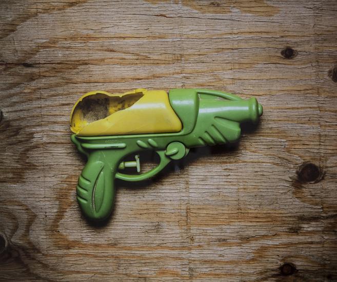 Water Gun (20x24 cibachrome)