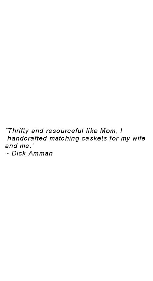 dick amman caption