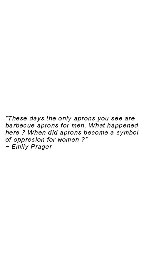 emily prager caption