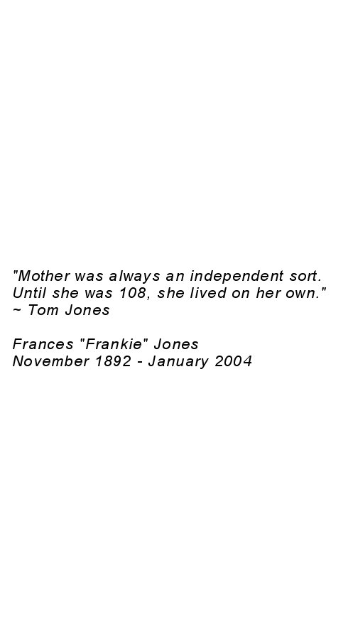 tom jones caption